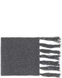 Bufanda en gris oscuro de Golden Goose Deluxe Brand