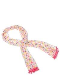 Bufanda en multicolor