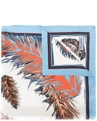 Bufanda en turquesa