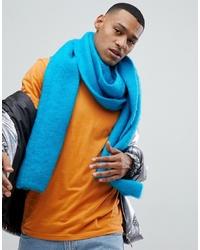Bufanda en turquesa de ASOS DESIGN