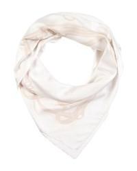 Bufanda Estampada Blanca de Ralph Lauren