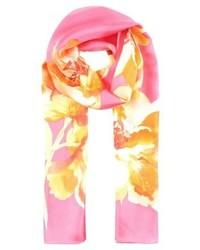 Bufanda Estampada Rosa de Ralph Lauren