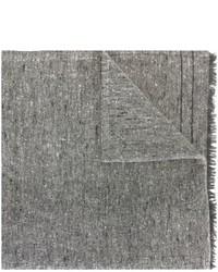 Bufanda gris de Brunello Cucinelli