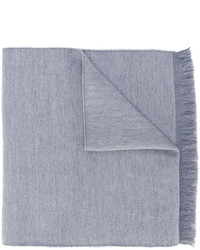 Bufanda gris de Canali