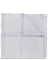 Bufanda gris de Emporio Armani
