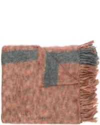 Bufanda gris de Isabel Marant