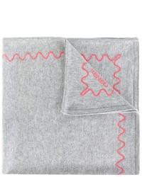 Bufanda gris de Kenzo