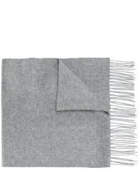 Bufanda gris de Lanvin