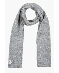 Bufanda gris de Moncler