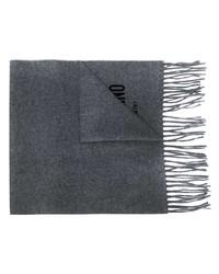 Bufanda gris de Moschino