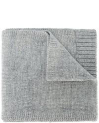 Bufanda gris de Ralph Lauren