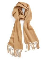 Bufanda marrón claro