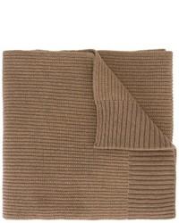 Bufanda marrón de Dolce & Gabbana