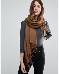 Bufanda marrón de Vero Moda