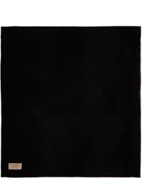 Bufanda negra de Burberry