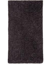 Bufanda negra de Etoile Isabel Marant