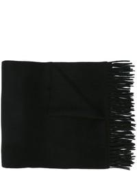 Bufanda negra de Max Mara