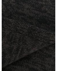Bufanda negra de Pringle