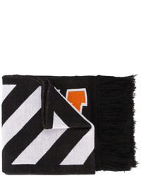 Bufanda negra de Off-White
