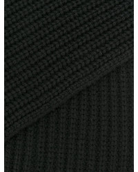 Bufanda negra de Joseph