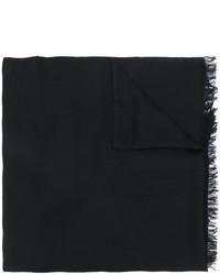 Bufanda negra de Valentino