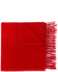 Bufanda roja de DSQUARED2