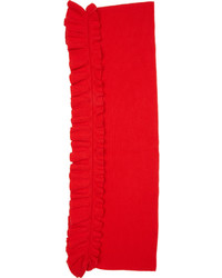 Bufanda roja de Stella McCartney