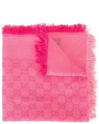 Bufanda rosada