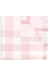 Bufanda rosada de Burberry