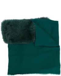 Bufanda verde de Valentino