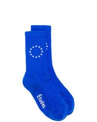 Calcetines azules de Études