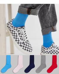 Calcetines azules de ASOS DESIGN