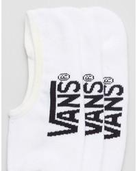 Calcetines blancos de Vans