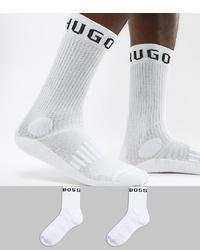 Calcetines blancos de BOSS