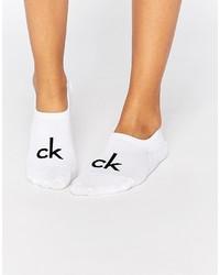Calcetines blancos de Calvin Klein