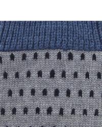 Calcetines de lana grises de Corgi