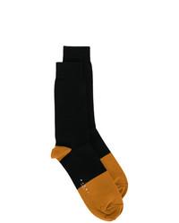 Calcetines de Punto Negros de Marni