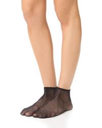 Calcetines de red negros de Wolford