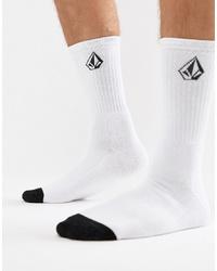 Calcetines en blanco y negro de Volcom