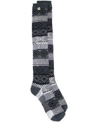 Calcetines en gris oscuro de Twin-Set