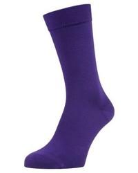 Calcetines en violeta de Pantone