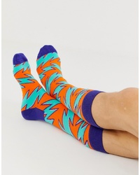 Calcetines estampados en multicolor de Happy Socks