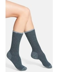 Calcetines Gris Oscuro