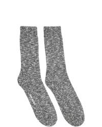 Calcetines grises de Norse Projects