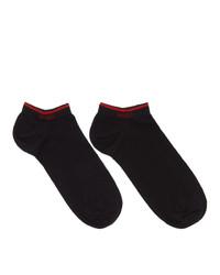 Calcetines invisibles negros de Hugo