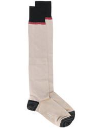 Calcetines marrón claro de Marni