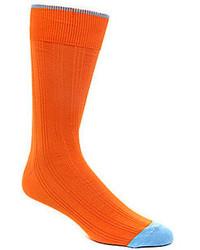 Calcetines naranjas