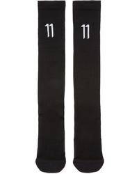 Calcetines negros de 11 By Boris Bidjan Saberi