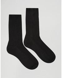 Calcetines negros de Asos
