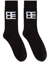 Calcetines negros de Baja East